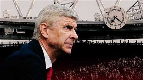 HLV Arsene Wenger chinh thuc gia han voi Arsenal hinh anh 2