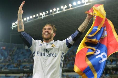 Truoc chung ket Champions League, nguoi Juventus lo so Ramos hinh anh