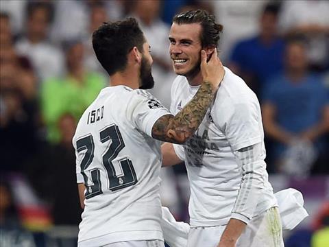 Tien ve Gareth Bale len tieng ve tin don chuyen den MU hinh anh