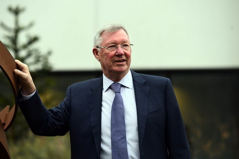 Sir Alex Ferguson muon Man Utd da phong khoang hon.