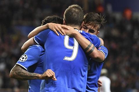 Du am Monaco 0-2 Juventus Dinh cao cua phong ngu hinh anh 4