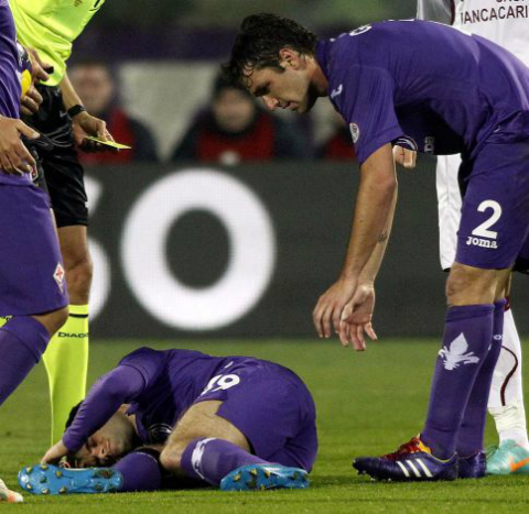 Giuseppe Rossi Ac quy chan thuong can buoc doi chan thien than hinh anh 4