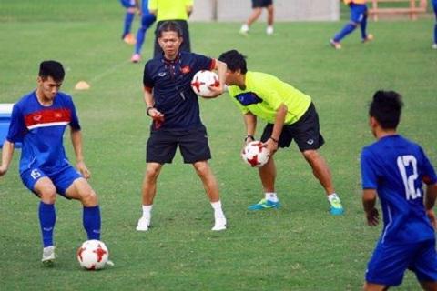 HLV Hoang Anh Tuan Nhieu nguoi khong tin vao kha nang cua U20 Viet Nam hinh anh