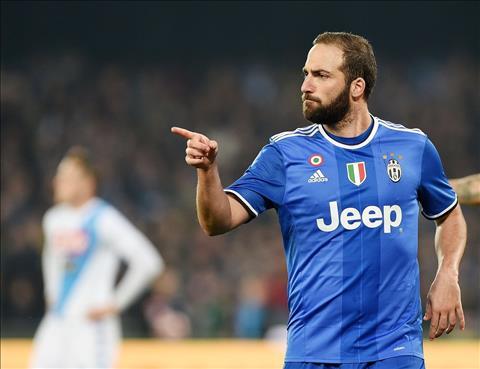 Juventus sẵn sàng bán đứt Higuain trong hè này hình ảnh