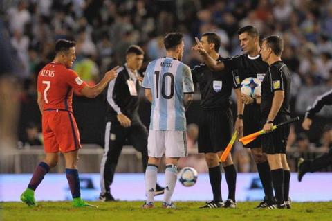 Lionel Messi khong qua man ma tham gia phien dieu tran xin giam an voi FIFA.