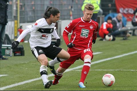 Nhan dinh Kaiserslautern vs StPauli 23h30 ngay 55 (Hang 2 Duc 201617) hinh anh