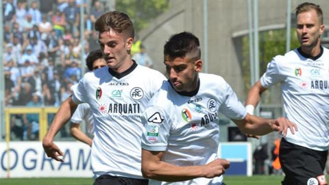Nhan dinh Perugia vs Spezia 01h30 ngay 65 (Hang 2 Italia 201617) hinh anh