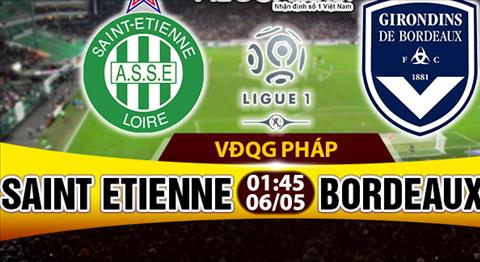 Nhan dinh StEtienne vs Bordeaux 01h45 ngay 65 (Ligue 1 201617) hinh anh
