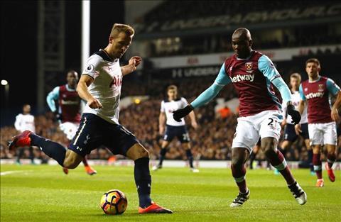 West Ham vs Tottenham (2h ngay 65) Derby la cai chi chi hinh anh 4