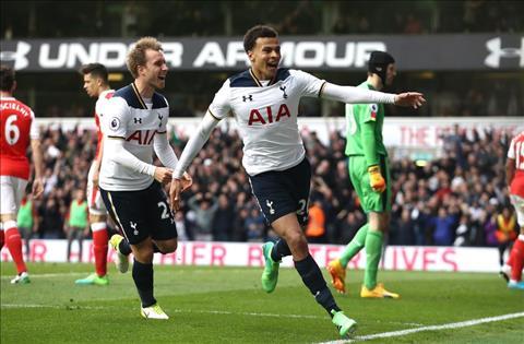 West Ham vs Tottenham (2h ngay 65) Derby la cai chi chi hinh anh