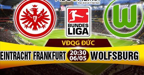 Nhan dinh Frankfurt vs Wolfsburg 20h30 ngay 65 (Bundesliga 201617) hinh anh
