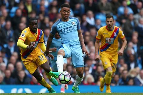 Man City 5-0 Crystal Palace Khi Guardiola thuc su co mot tap the hinh anh