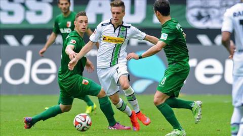 Nhan dinh Monchengladbach vs Augsburg 20h30 ngay 65 (Bundesliga 201617) hinh anh