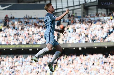 Nhung thong ke sau tran dau Man City 5-0 Crystal Palace hinh anh 2