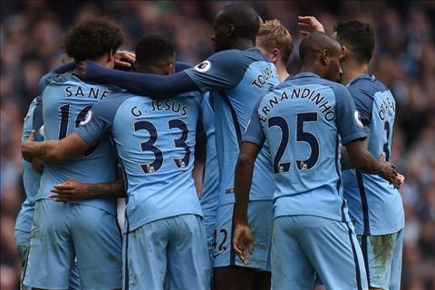 Nhung thong ke sau tran dau Man City 5-0 Crystal Palace hinh anh