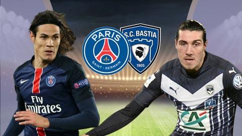 Nhan dinh PSG vs Bastia 22h00 ngay 65 (Ligue 1 201617) hinh anh