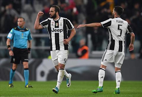 Juventus 1-1 Torino Suyt chet o derby, Lao ba chua the dang quang som hinh anh