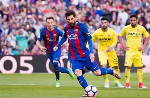 Nhung con so an tuong sau tran dau Barca 4-1 Villarreal hinh anh 3