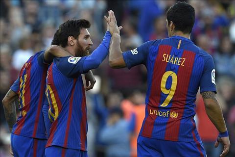 Nhung con so an tuong sau tran dau Barca 4-1 Villarreal hinh anh 2