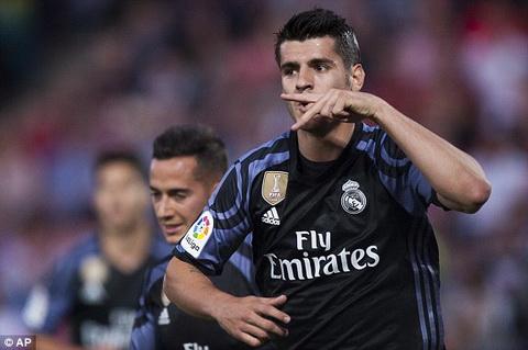 Tin nong chuyen nhuong ngay 16 Jose Mourinho da noi chuyen voi Morata hinh anh