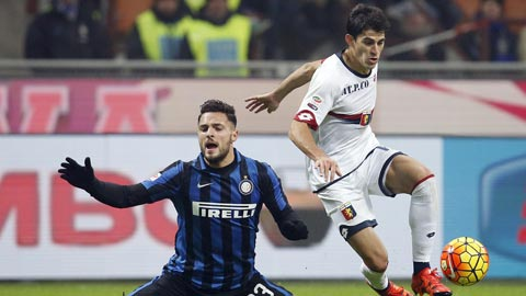 Nhan dinh Genoa vs Inter Milan 20h00 ngay 75 (Serie A 201617) hinh anh