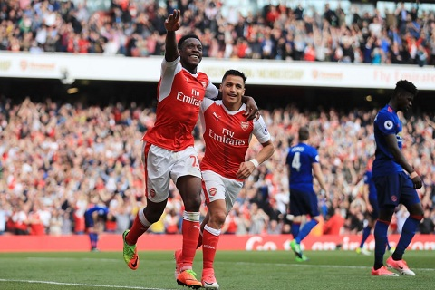 Tien dao Danny Welbeck that vong voi Arsenal hinh anh 2