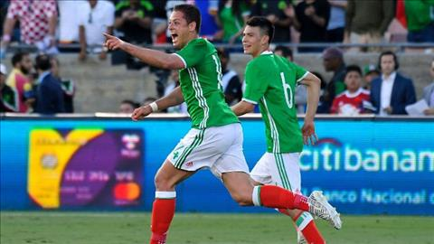 Nhan dinh Mexico vs CH Ireland 07h00 ngay 26 (Giao huu quoc te) hinh anh