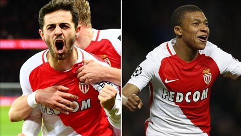 Bernardo Silva tin rang Mbappe chua chac da o lai Monaco