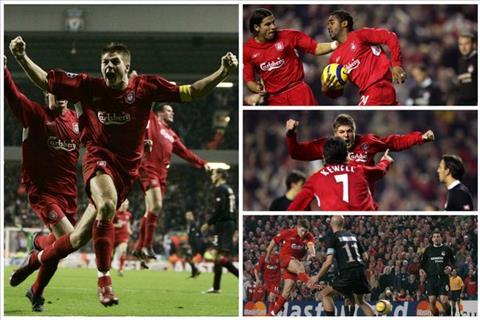Liverpool Olympiakos