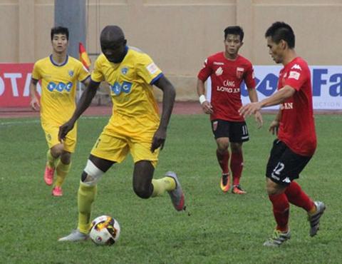 Uche bi FLC Thanh Hoa thanh ly hop dong du the hien kha tot trong giai doan dau mua.