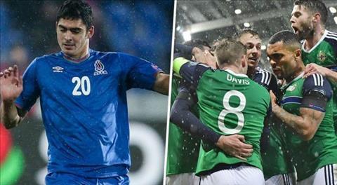 Nhan dinh Azerbaijan vs Bac Ireland 23h00 ngay 106 (VL World Cup 2018) hinh anh