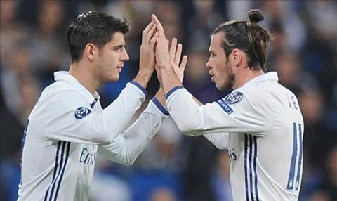 Tin nong chuyen nhuong ngay 116 Morata ru re Bale cung den MU hinh anh