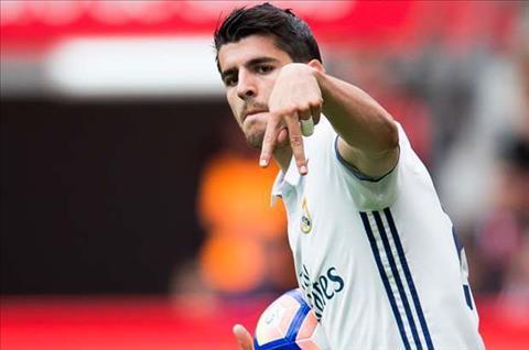 De Gea va Herrera thuyet phuc Morata den MU hinh anh