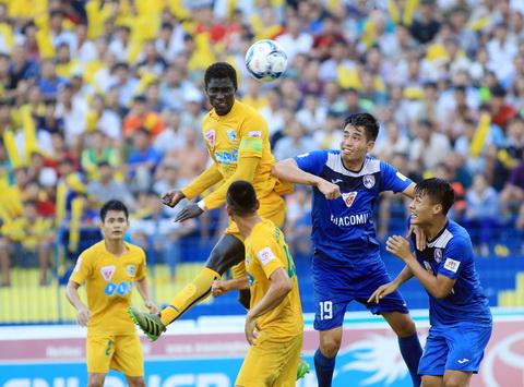 V-League can nhung tran dau giau tinh chuyen mon nhu FLC Thanh Hoa vs Than Quang Ninh.