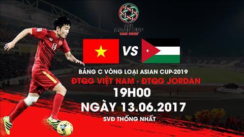 Tran dau Viet Nam vs Jordan duoc truc tiep tren kenh nao hinh anh