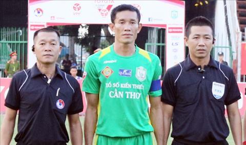 Tran Chi Cong bi cam 3 tran. Anh: Dung Nguyen/Zing.vn