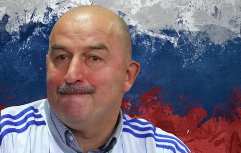 HLV Stanislav Cherchesov duoc cho van chua du kha nang giup DT Nga tao nen su dot pha.
