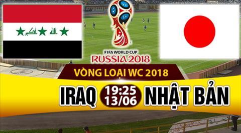 Nhan dinh Iraq vs Nhat Ban 19h25 ngay 136 (VL World Cup 2018) hinh anh