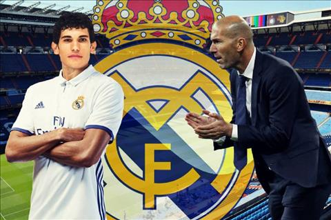 Jesus Vallejo Canh bac dang thu cua Real Madrid hinh anh