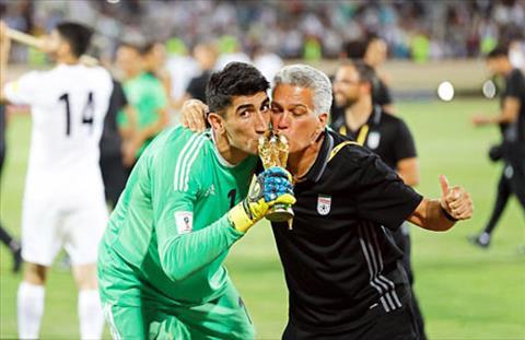DT Iran tai World Cup 2018 Giac mo cua Hoang tu Ba Tu hinh anh