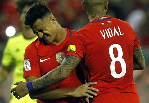 Nhan dinh Romania vs Chile 01h00 ngay 146 (Giao huu quoc te) hinh anh