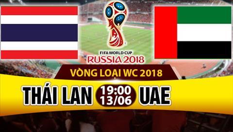 Nhan dinh Thai Lan vs UAE 19h00 ngay 136 (VL World Cup 2018) hinh anh