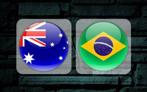 Nhan dinh Australia vs Brazil 17h05 ngay 136 (Giao huu quoc te) hinh anh