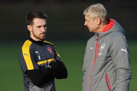 Sao Arsenal phan khoi voi doi moi chien thuat cua Wenger hinh anh