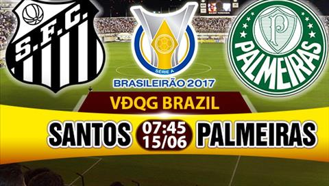 Nhan dinh Santos vs Palmeiras 07h45 ngay 156 (VDQG Brazil) hinh anh