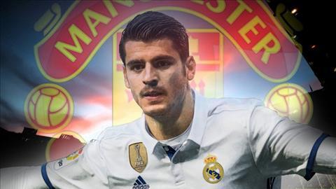 Cuu chu tich Real Madrid xac nhan Morata se gia nhap Man Utd hinh anh