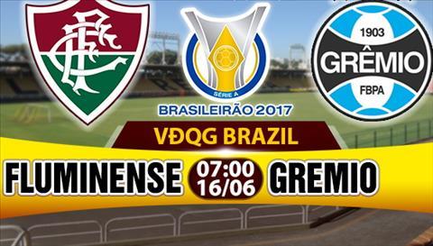 Nhan dinh Fluminense vs Gremio 07h00 ngay 166 (VDQG Brazil 2017) hinh anh