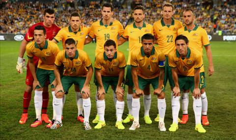 Danh sach cau thu DT Australia tham du Confederations Cup 2017 hinh anh