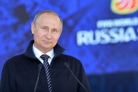 Tong thong Nga Putin