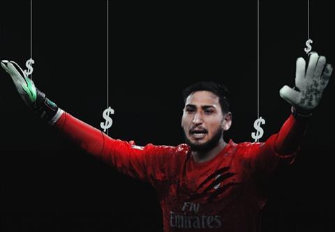 AC Milan nham thu mon Joe Hart thay Donnarumma hinh anh